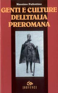 Genti e culture dell'Italia preromana