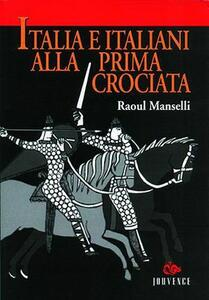 Italia e italiani alla prima crociata