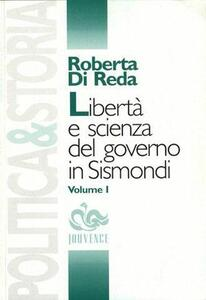 Libertà e scienza del governo in Sismondi-Essais sur les constitutions des peuples libres