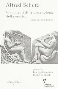 Frammenti di fenomenologia della musica