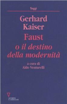 Camfeed.it Faust o il destino della modernità Image