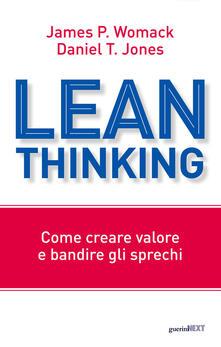 Librisulladiversita.it Lean Thinking. Come creare valore e bandire gli sprechi Image