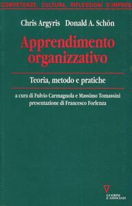 Apprendimento organizzativo. Teoria, metodo e pratiche