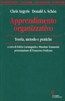 Antondemarirreguera.es Apprendimento organizzativo. Teoria, metodo e pratiche Image
