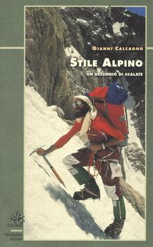 Lpgcsostenible.es Stile alpino. Un decennio di scalate Image