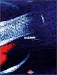 Nissan. La storia. Ediz. inglese - Blini Fabrizio Marrone Daniele - wuz.it