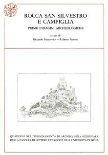 Rocca San Silvestro e Campiglia. Prime indagini archeologiche - copertina