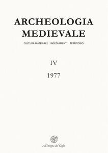 Archeologia medievale (1977). Vol. 4