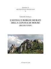 Castelli e borghi murati della contea di Molise (secoli X-XIV)