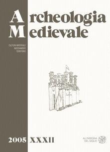 Ristorantezintonio.it Archeologia medievale (2005). Vol. 32 Image