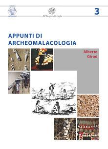 Ilmeglio-delweb.it Appunti di archeomalacologia Image