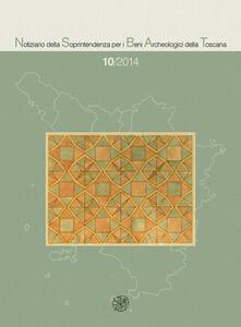 Equilibrifestival.it Notiziario della Soprintendenza per i Beni Archeologici della Toscana (2014). Vol. 10 Image