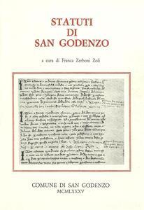 Statuti di San Godenzo (1413-1613)