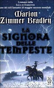 La signora delle tempeste - Marion Zimmer Bradley - copertina