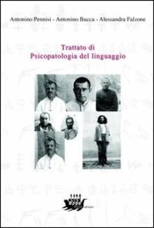 Filippodegasperi.it Trattato di psicopatologia del linguaggio Image