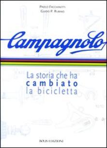 Daddyswing.es Campagnolo. La storia che ha cambiato la bicicletta Image