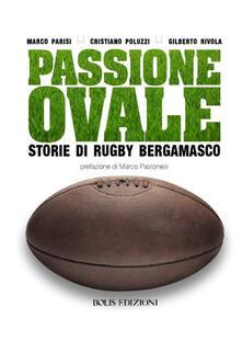 Warholgenova.it Passione ovale. Storie di rugby bergamasco Image