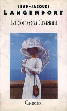 La contessa Graziani - Jean-Jacques Langendorf - copertina