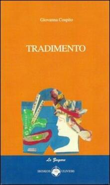 Tradimento - Giovanna Cospito - copertina
