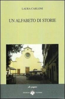 Un alfabeto di storie - Laura Carloni - copertina