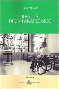Realtà di un paraplegico