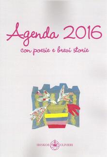 Rallydeicolliscaligeri.it Agenda 2016 con poesie e brevi storie Image