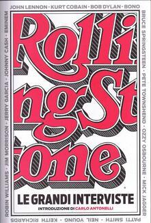 Warholgenova.it Le grandi interviste di Rolling Stone  Image