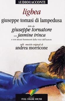 Lighea. Con CD Audio - Giuseppe Tomasi di Lampedusa - copertina