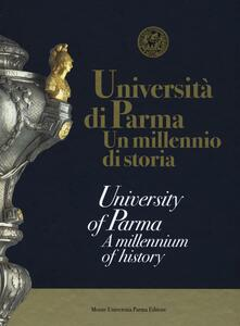 Daddyswing.es Università di Parma. Un millenio di storia. Ediz. italiana e inglese Image