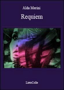 Requiem - Alda Merini - copertina