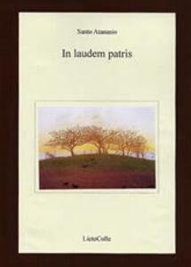 In laudem patris