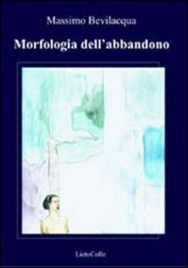Morfologia dell'abbandono