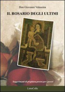 Il rosario degli ultimi