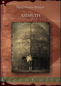 Azimuth - Maria Grazia Palazzo - copertina