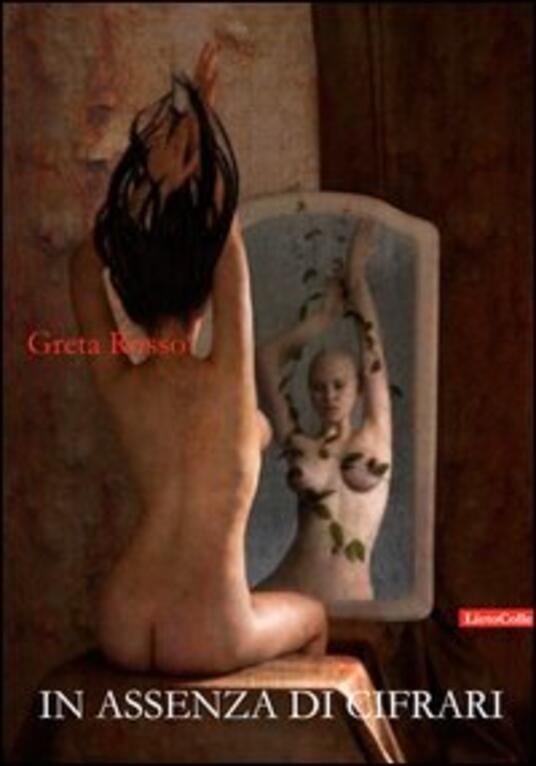 In assenza di cifrari - Greta Rosso - copertina