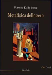 Metafisica dello zero