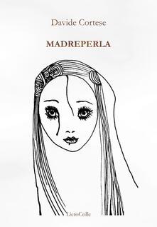 Madreperla - Davide Cortese - copertina