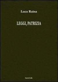 Leggi, Patrizia