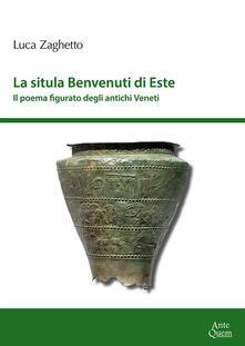Winniearcher.com La situla Benvenuti di Este. Il poema figurato degli antichi Veneti Image