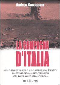 La campagna d'Italia. Dallo sbarco in Sicilia alle battaglie di Cassino: gli eventi cruciali che portarono alla liberazione della penisola