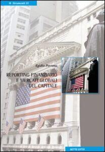Reporting finanziario e mercati globali del capitale