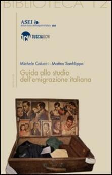 Grandtoureventi.it Guida allo studio dell'emigrazione italiana Image