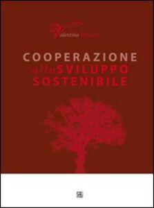 Cooperazione allo sviluppo sostenibile