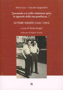 Lettere inedite (1941-1993)