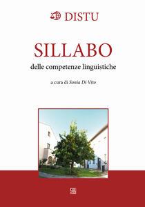 Sillabo delle competenze linguistiche