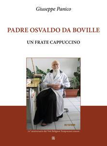 Equilibrifestival.it Padre Osvaldo da Boville. Un frate cappuccino Image