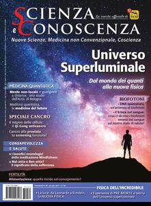 Atomicabionda-ilfilm.it Scienza e conoscenza. Universo superluminale. Vol. 60 Image