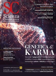 Capturtokyoedition.it Scienza e conoscenza. Vol. 71: Genetica & karma. Image