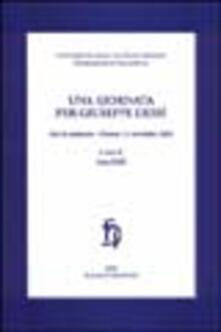 Winniearcher.com Una giornata per Giuseppe Dessì. Atti di Seminario (Firenze, 11 novembre 2003) Image