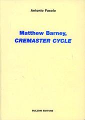 Matthew Barney. Cremaster cycle